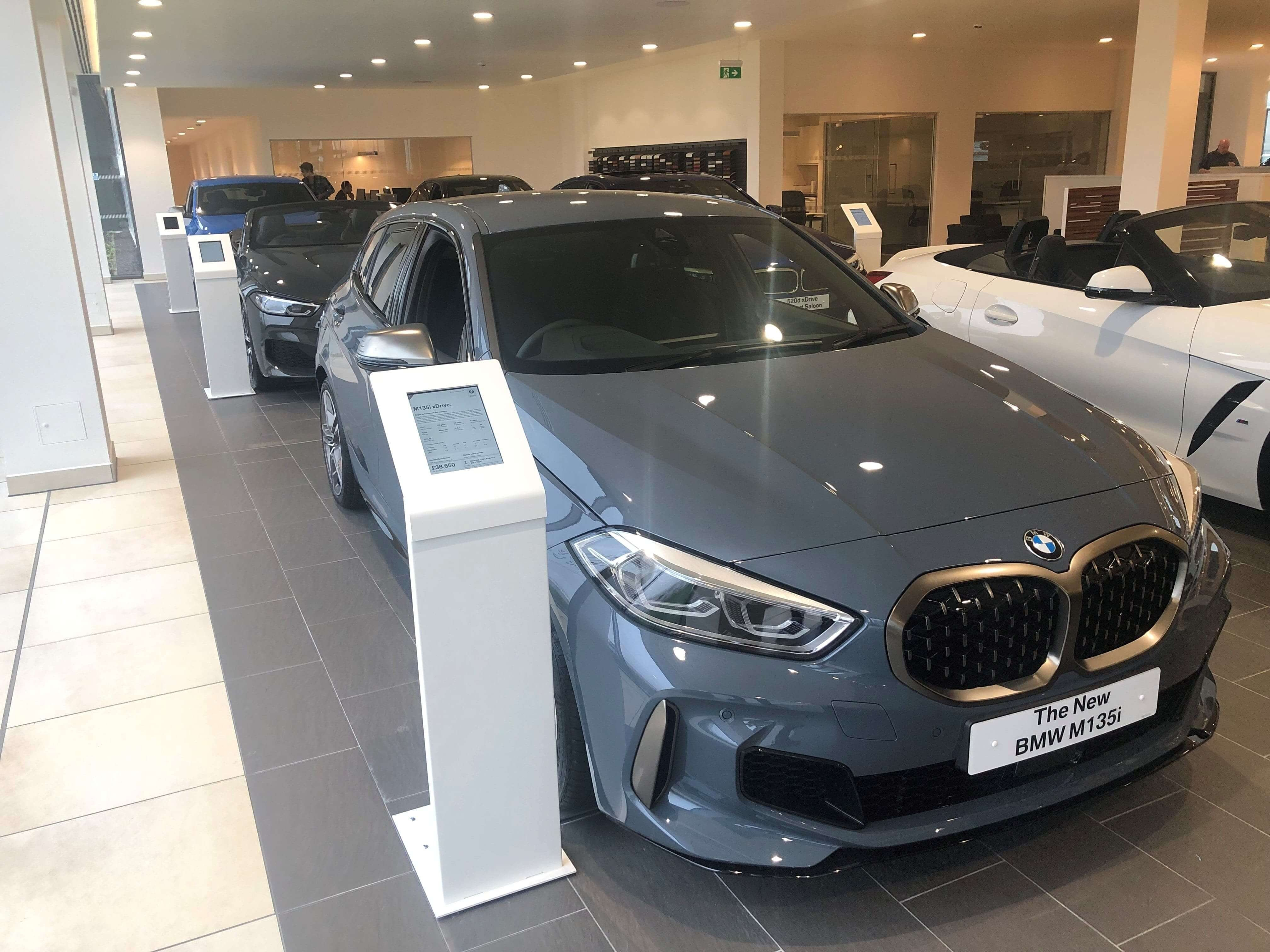 BMW 1 Series Launch at Williams BMW