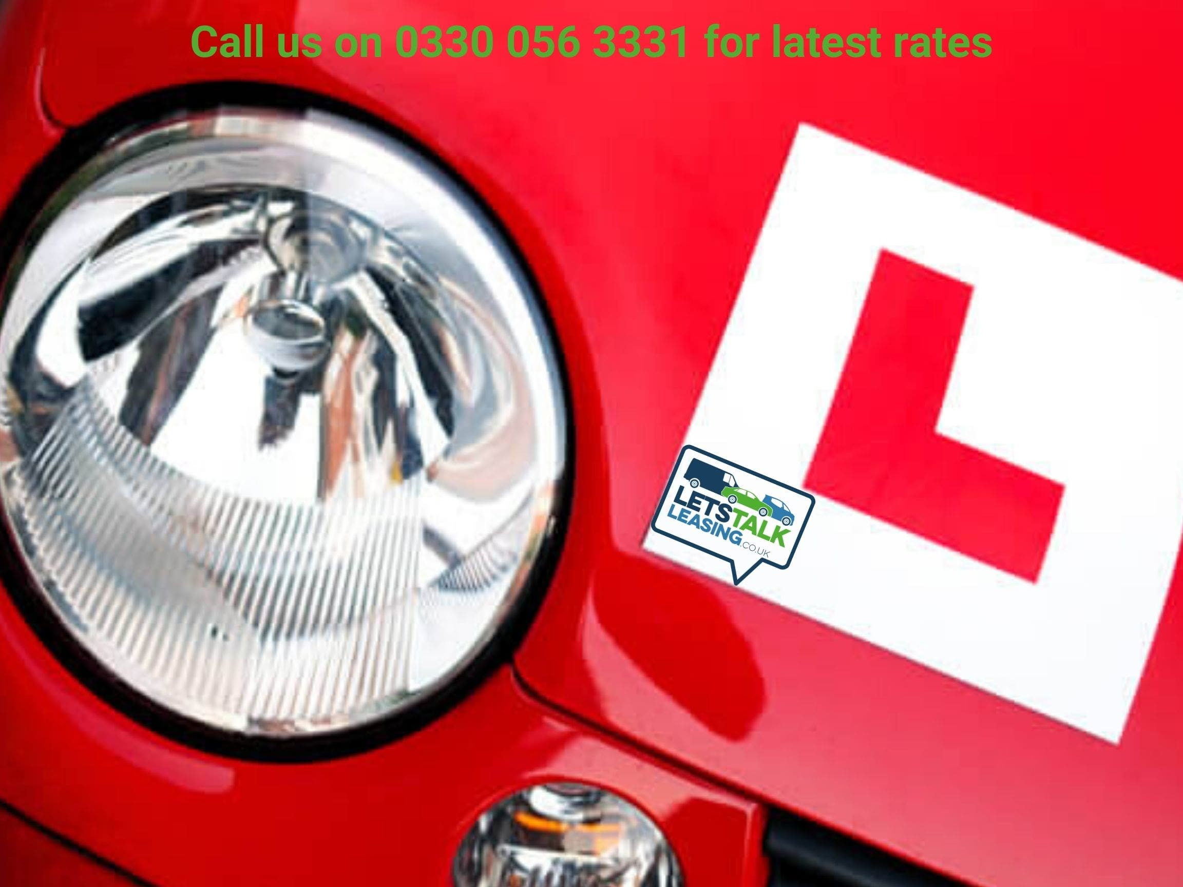 Driving Instructor Car Leasing