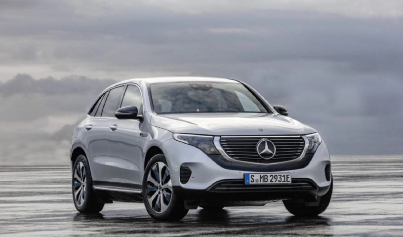Mercedes EQC Car Business Car Leasing Options