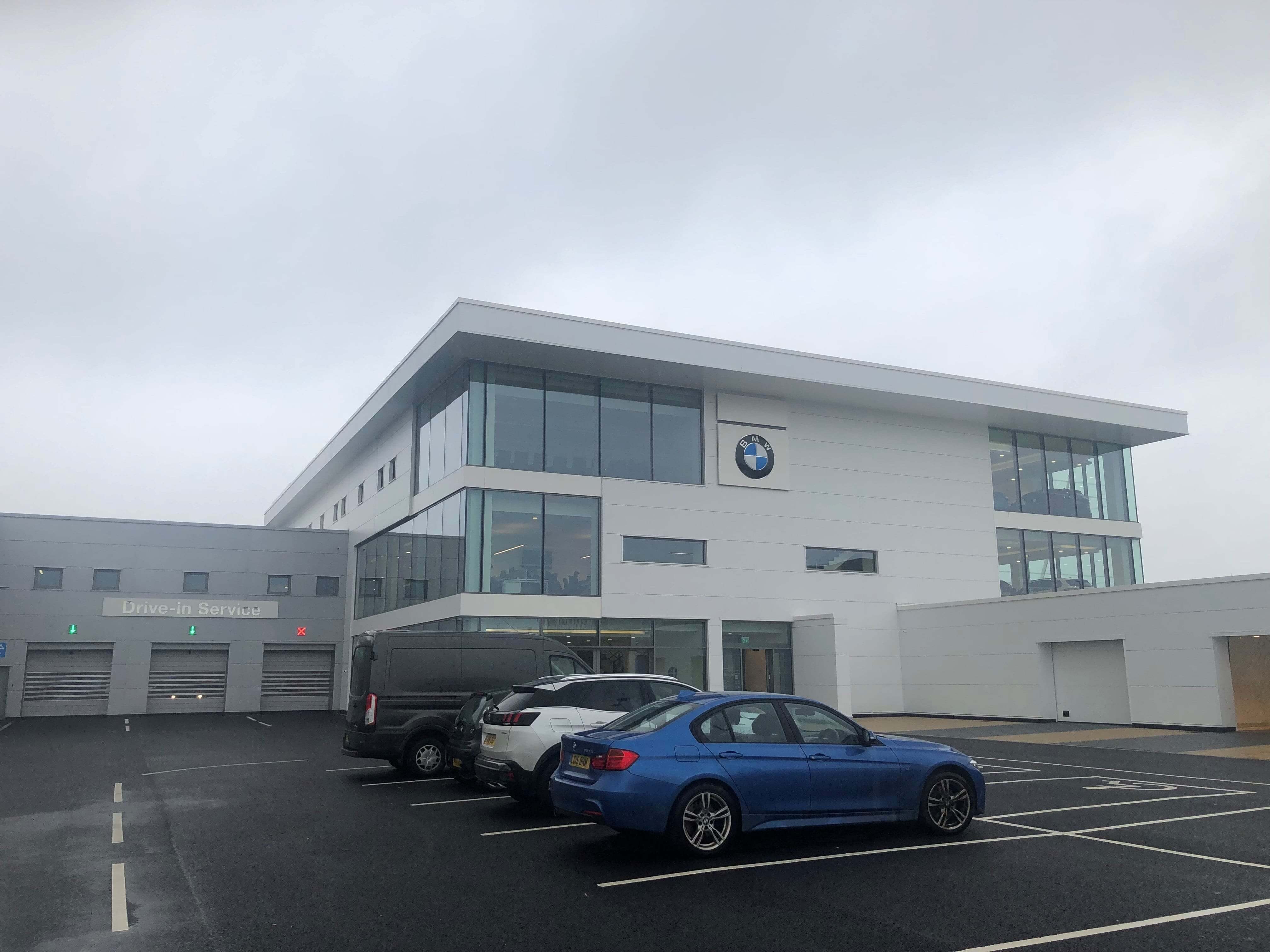 Williams BMW Trafford City Manchester