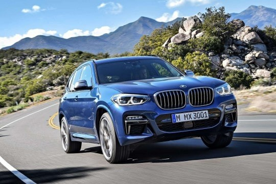 Car Review BMW X3 SUV xDrive20d M Sport Auto
