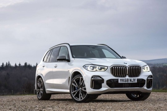 BMW X5 Hybrid Car Lease Deals