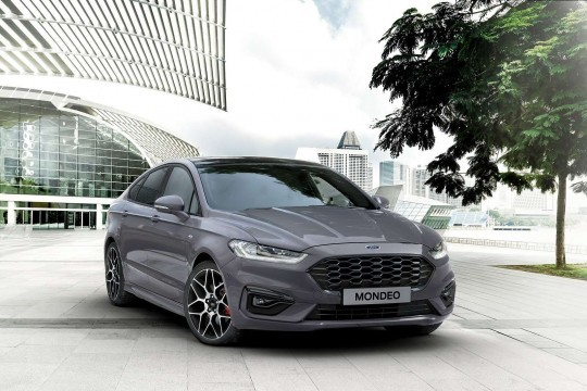 Ford stopping the manufacturing of the Mondeo