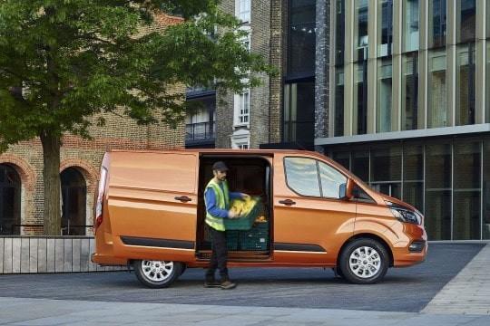 New Van Road Test | Ford Transit Custom