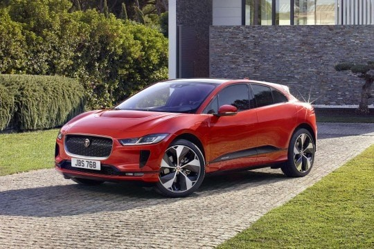 Jaguar i-Pace Business Car leasing Options