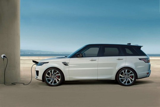 Range Rover Hybrid Lease Review