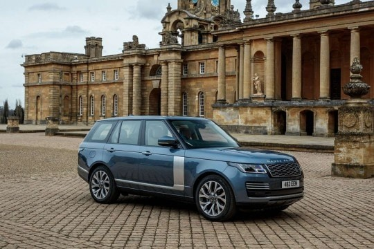Range Rover Hybrid Car Leasing Review
