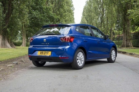 Seat Ibiza New Car Lease Review