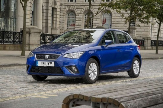 Seat Ibiza Personal Contract Hire