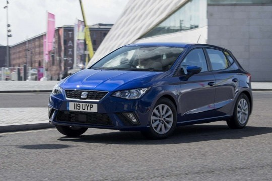 Seat Ibiza Car Lease Comparison