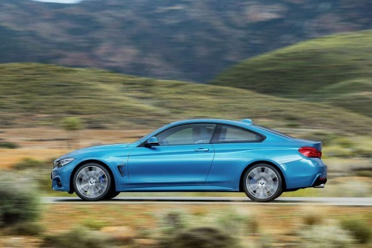 BMW 4 Series Lease