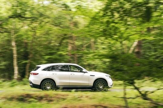 Mercedes EQC Lease